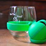 Tasse et infuseur - vert